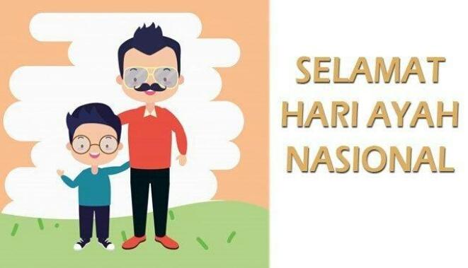 Hari Ayah Nasional Jatuh pada Tanggal 12 November 2020